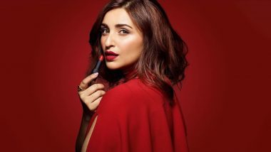 Parineeti Chopra Had No Make-Up for Months, Now Slaying in Red Hot Lips and a Stunning Glare