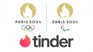 Paris 2024 Olympics Logo Gets Ridiculed Online, Netizens Find Similarities With Dating App Tinder