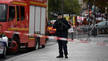 Paris Knife Attack: Four Officers Killed at Police Headquarters