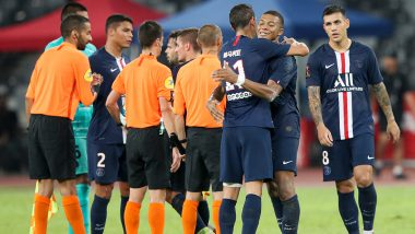 OGC Nice vs PSG, Ligue 1 2019-20 Free Live Streaming Online: How to Get France Ligue 1 Match Live Telecast on TV & Football Score Updates in Indian Time?