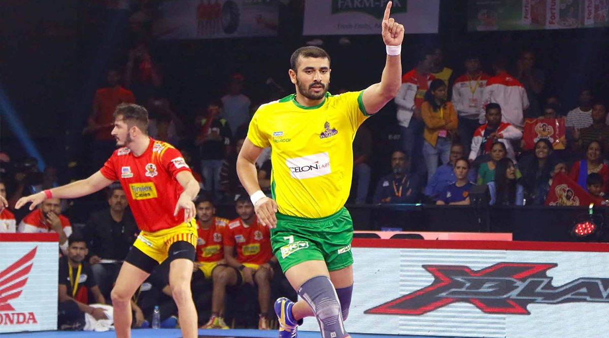 PKL 2019 Underperformers: From Ajay Thakur to Parvesh Bhainswal, 4 Players Who Failed to Shine in VIVO Pro Kabaddi League 7