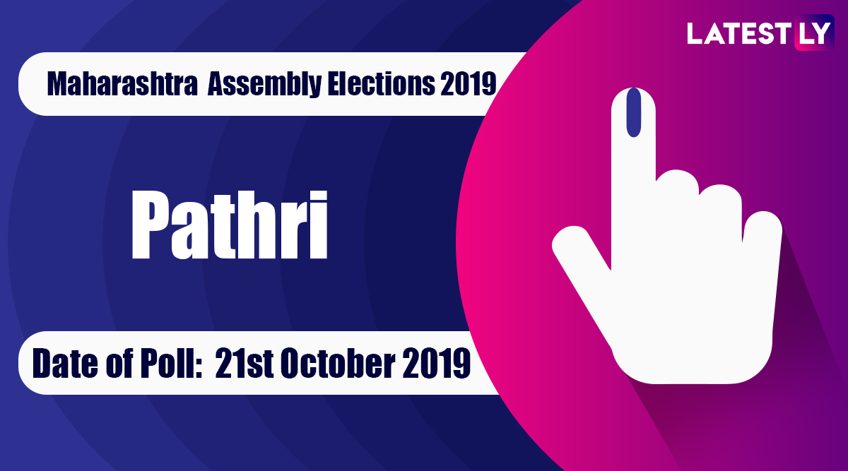 Pathri Vidhan Sabha Constituency Election Result 2019 in Maharashtra: Warpudkar Suresh Ambadasrao of Congress Wins MLA Seat in Assembly Polls
