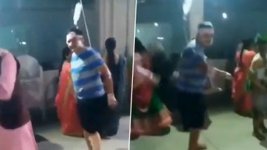 Garba To a Gujju Personified! This Video of 'Patient' Performing Garba Dance Is Cracking Up The Internet During Navratri 2019