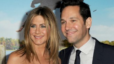 Paul Rudd Ran Over Jennifer Aniston's Injured Toe on the Set of 'Friends'