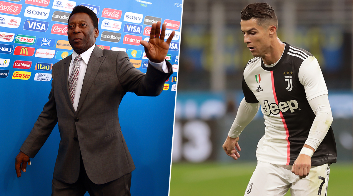 Cristiano Ronaldo is the World's Best Footballer Right Now, Says Pele