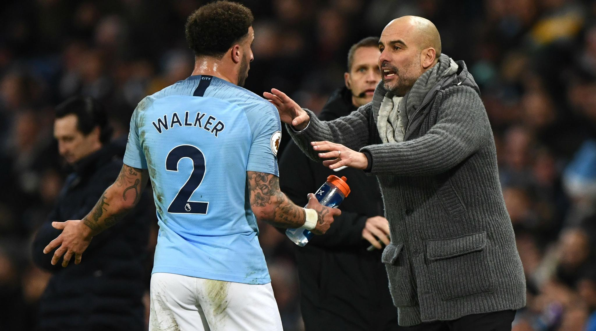 Pep Guardiola Urges Manchester City's Kyle Walker to Prove Gareth Southgate Wrong After England Manager Leaves Right-Back Out of Euro Qualifiers Squad
