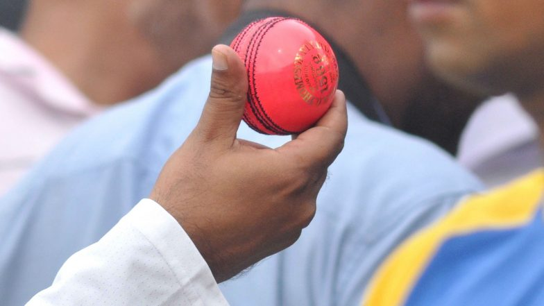 IND vs BAN Day-Night Test 2019: Pink Balls Have Been Hand Stitched to Aid Reverse Swing