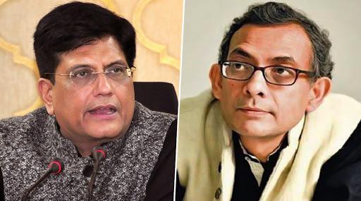 'NYAY Scheme Rejected by India': Piyush Goyal Jabs 'Left-Leaning' Nobel Laureate Abhijit Banerjee