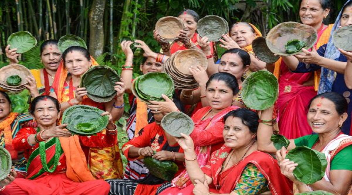 Mashable Credits German Firm For Bringing Leaf Plates as Substitute to Plastic Ones, Indian Twitterati Hit Back