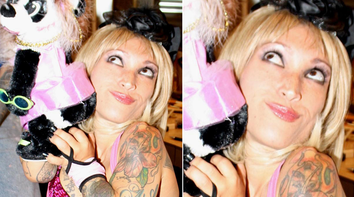 Pornhub XXX Star 'Bridget the Midget' Arrested After Attacking Boyfriend, Who Was 'Sleeping with Another Woman', with Cheese Knife