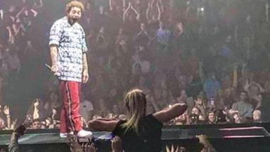 Post Malone Memes Invade the Internet After Singer's Wide-Mouthed Reaction to Getting Flashed Goes Viral (View Funny Memes)