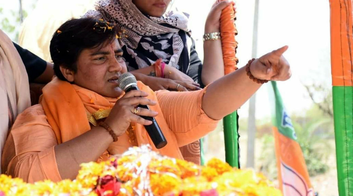 Mahatma Gandhi Was Son of The Nation, Says Pragya Singh Thakur Months After Describing Nathuram Godse as Patriot
