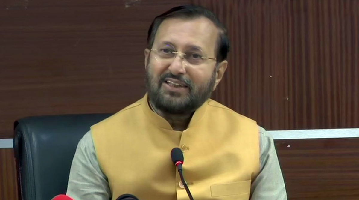 Environment Minister Prakash Javadekar Says 'Start Your Day With Music' As Pollution Chokes Delhi