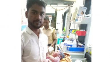 Maharashtra: Pregnant Woman Travelling From Karjat to Parel Gives Birth at 1 Rupee Clinic at Thane Railway Station