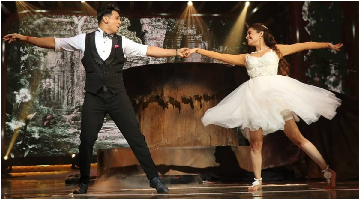 Nach Baliye 9: Prince Narula and Yuvika Choudhary Win Salman Khan's Dance Reality Show (View Leaked Pics)