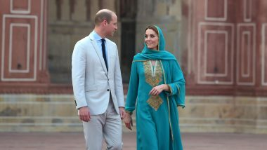Storm Forces Prince William and Kate Middleton's Royal Plane to Abandon Islamabad Landing