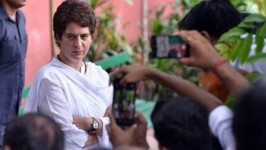 Chinmayanand Rape Case: Priyanka Gandhi 'Padyatra' to Support Law Student