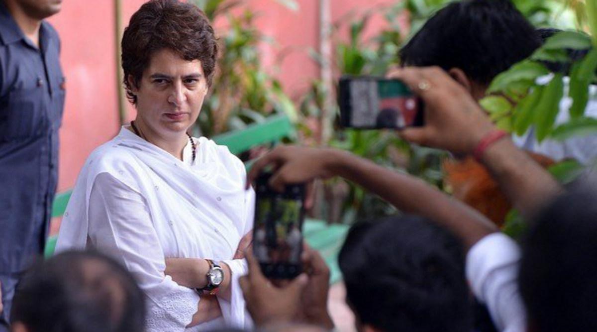 Priyanka Gandhi Shares Sardar Vallabhbhai Patel's Picture With Jawaharlal Nehru to Needle BJP