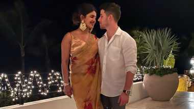 Priyanka Chopra and Nick Jonas Celebrate their First Diwali Together, Actress Shares Pictures from their Celebration