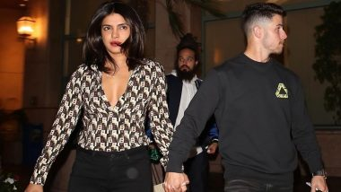 Priyanka Chopra and Nick Jonas up Their Fashion Game on a Dinner Date at Beverly Hills! (View Pics)