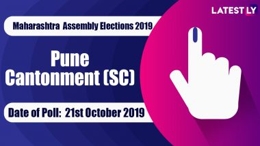 Pune Cantonment Vidhan Sabha Constituency in Maharashtra: Sitting MLA, Candidates For Assembly Elections 2019, Results And Winners