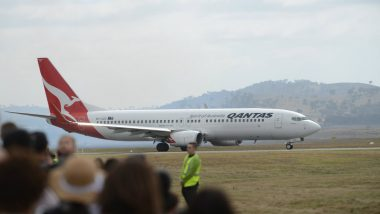 Qantas Completes Longest Non-Stop New York-Sydney Flight