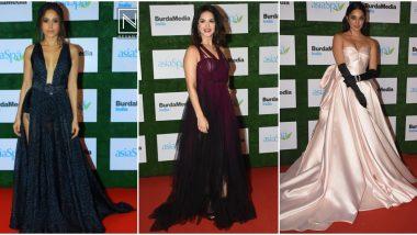 Asia Spa Awards 2019: Sunny Leone, Nushrat Bharucha, Kiara Advani Arrive in Style on its Red Carpet (View Pics)