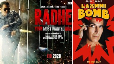 Salman Khan's 'Radhe: Your Most Wanted Bhai or Akshay Kumar's 'Laxmmi Bomb' - Which Eid 2020 Release are You Excited About? Vote Now