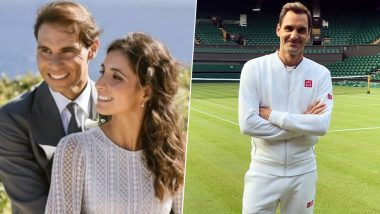Roger Federer Was NOT Invited to Rafael Nadal and Xisca Perello's Wedding, Swiss Tennis Legend Reveals He Had No Idea of the Marriage Ceremony!