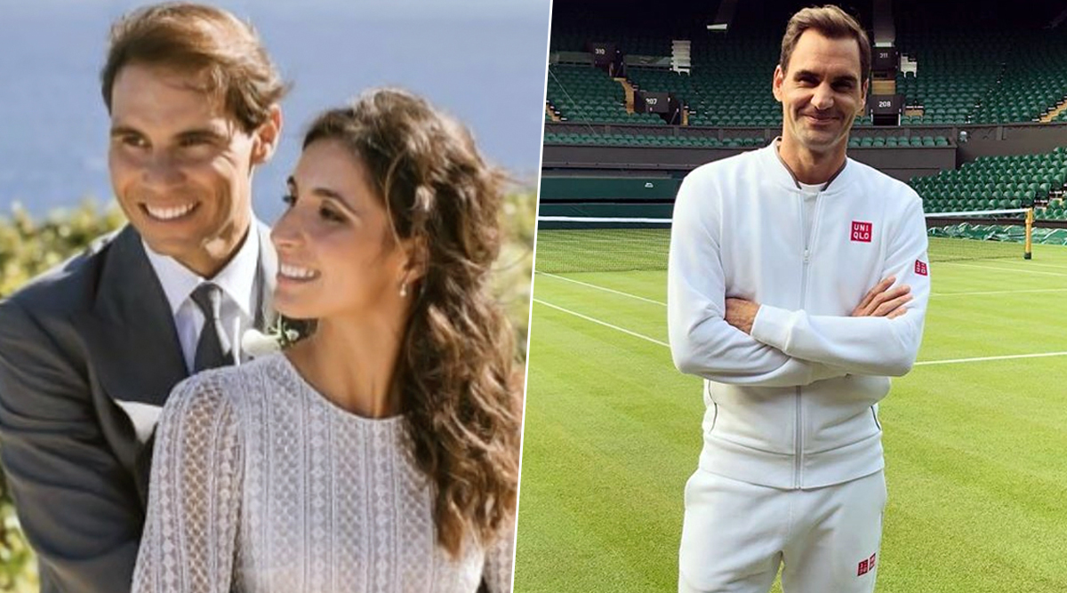 Roger Federer Was Not Invited To Rafael Nadal And Xisca Perello S Wedding Swiss Tennis Legend Reveals He Had No Idea Of The Marriage Ceremony Latestly