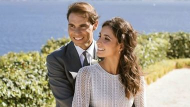 Rafael Nadal and Xisca Perello's First Wedding Pictures Are Out and Fans Are Eagerly Waiting for More! (View Photos of the Couple)