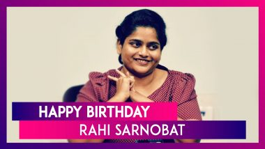 Happy Birthday Rahi Sarnobat: Things to Know About India's Ace Pistol Shooter
