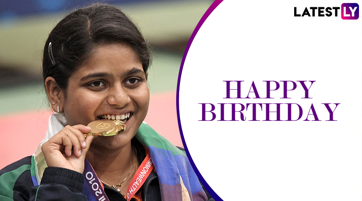 Happy Birthday Rahi Sarnobat: 5 Lesser-Known Things to Know About India's Ace Pistol Shooter