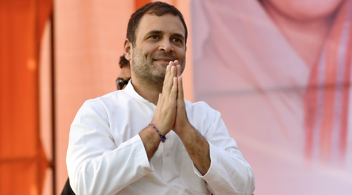Rahul Gandhi Extends Greetings on Makar Sankranti