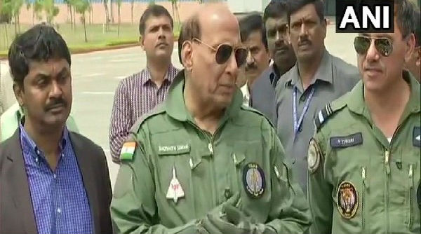 Rajnath Singh to Perform Shastra Puja On Occasion of Dussehra After Receiving Rafale Jet in Paris on Tuesday