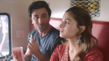 Ranbir Kapoor and Alia Bhatt's Chemistry in Brahmastra Is Going To Be Crackling and This TVC is the Proof (Watch Video)