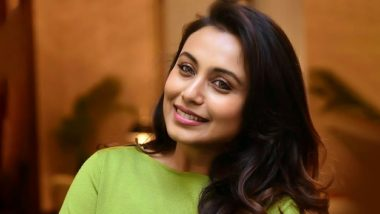 Rani Mukerji to Attend Team India's First-Ever Day and Night Test Match Against Bangladesh at the Eden Gardens on Nov 22