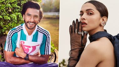 Deepika Padukone Looks Gorgeous in Harper's Bazaar New Photoshoot but It's Ranveer Singh's 'Delicious' Comment That Has Our Attention!