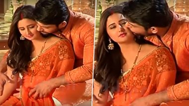 Bigg Boss 13: What Enemies? Here's a Hot Romantic Video of Rashami Desai and Sidharth Shukla Which Proves the Other Way!