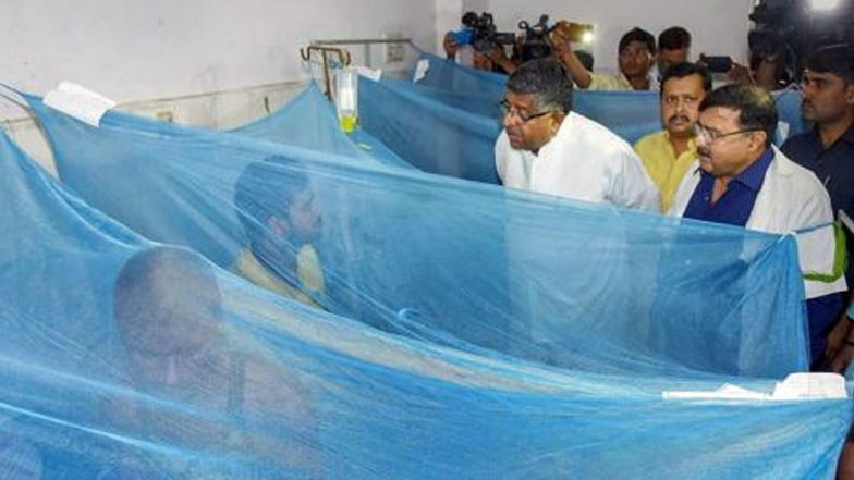 Bihar Dengue Menace: 187 New Cases Reported in Last 24 Hours, Patna Toll Reaches 1135, More Than 1400 Tested Positive in State
