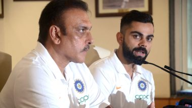 To Hell With Pitch, Bag 20 Wickets! Ravi Shastri Reveals Team India's Philosophy After Virat Kohli and Boys Whitewash South Africa 3-0 in Test Series 2019