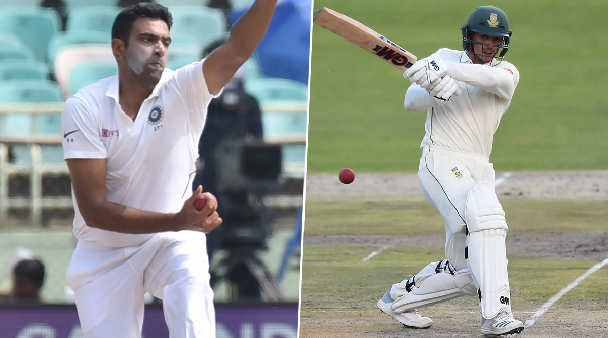India vs South Africa 2nd Test 2019: R Ashwin vs Quinton de Kock & Other Exciting Mini Battles to Watch Out for in Pune