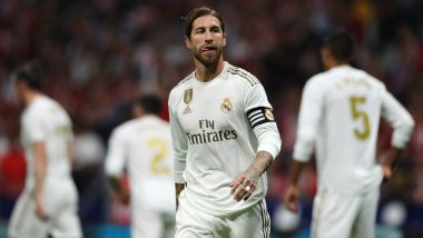 Sergio Ramos Transfer News: Real Madrid Star's Contract Situation Alert Manchester United, Chelsea