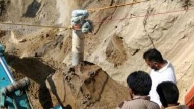 Sujit Wilson Rescue Operation: As Infant Slips Further Below In Borewell, Parallel Hole Being Dug