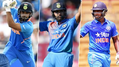 India vs Bangladesh T20I 2019: Rohit Sharma, Sanju Samson & Other Players to Watch Out For During IND vs BAN Series