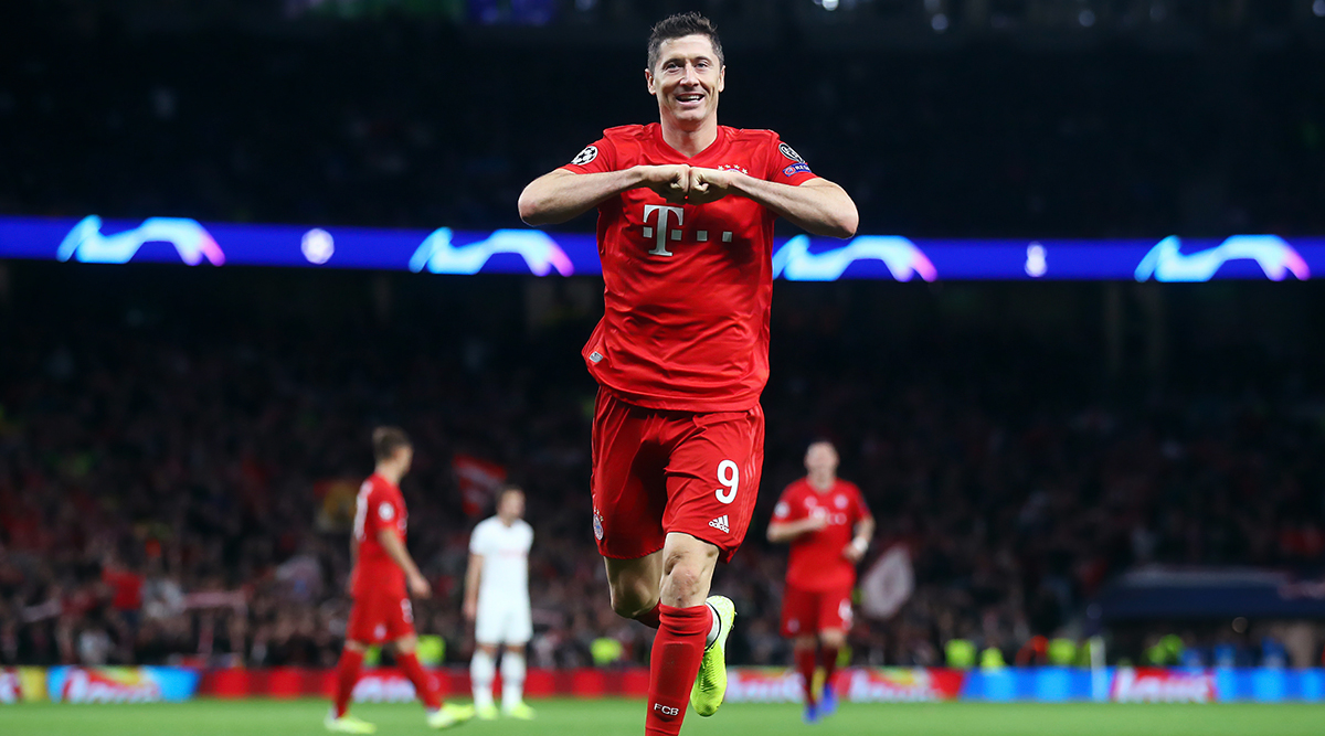 Champions League All-Time Top GoalScorers: Robert Lewandowski Becomes Fifth Highest Leading Scorer in UCL With Brace in Bayern Munich's Win