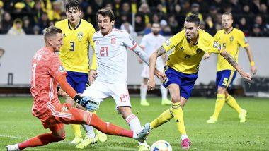 Euro 2020 Qualifiers: Rodrigo Moreno's Late Equaliser Against Sweden Helps Spain Secure Qualification