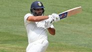 Rohit Sharma 1 Run Shy Of Double Hundred as Hosts Extend Domination in IND vs SA, 3rd Test Day 2
