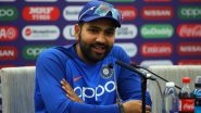 Rohit Sharma Slams Netizen Urging Him to Speak in English During Instagram Session With Jasprit Bumrah; Here's What The MI Skipper Said