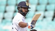 Rohit Sharma Hits Maiden Test Double Century, Becomes First Indian to Score 500-Plus in an IND vs SA Series! Twitterati Praise Hitman For Scripting Incredible Records